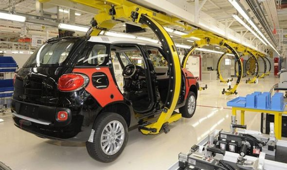 Nastavljen generalni štrajk u Fiatu: Štrajkuje 90 odsto radnika