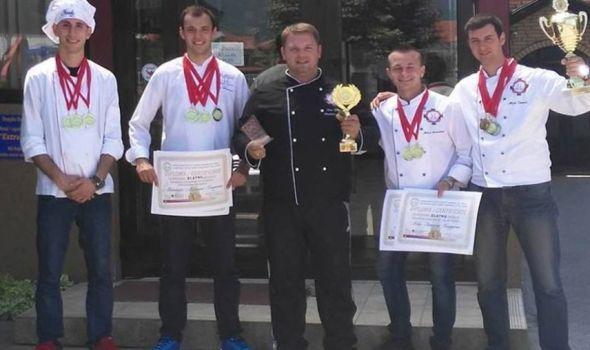 Kragujevački kulinari trijumfovali u Nišu
