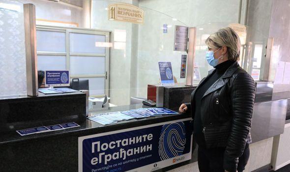 U Kragujevcu prvi šalter za podršku građanima u otvaranju naloga eUprave
