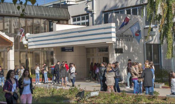 Budući brucoši u trci za upis na fakultete kragujevačkog Univerziteta