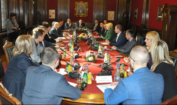 Ekonomski fakultet uspostavio saradnju sa Narodnom bankom Srbije