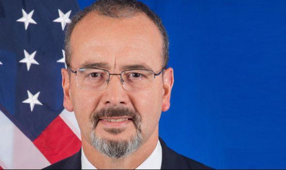 Entoni Godfri u Kragujevcu: Predavanje novog ambasadora SAD-a na Pravnom fakultetu