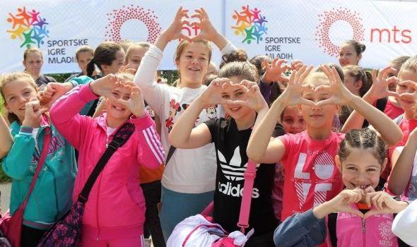 Igre mladih u Kragujevcu