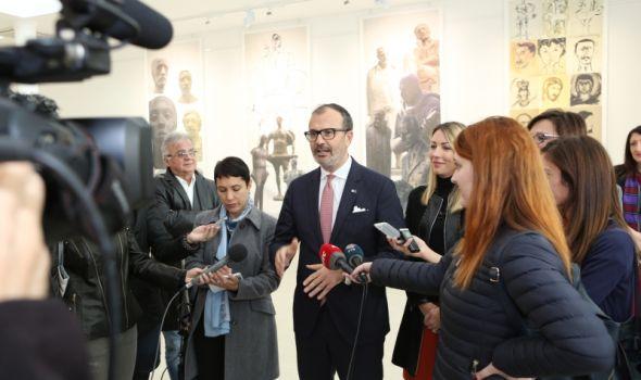 FABRICI: EU nastvalja da pruža podršku jačanju konkurentnosti na lokalnom nivou, za Kragujevac 800.000 evra (FOTO)
