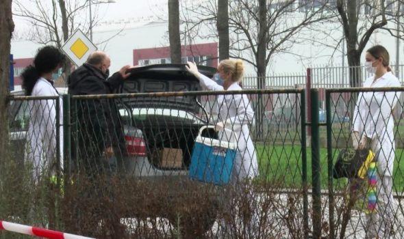 Fajzerova vakcina stigla u kragujevački Gerontološki centar