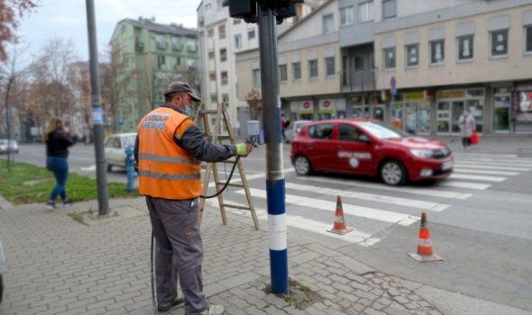Obnova i reparacija vertikalne i horizontalne signalizacije