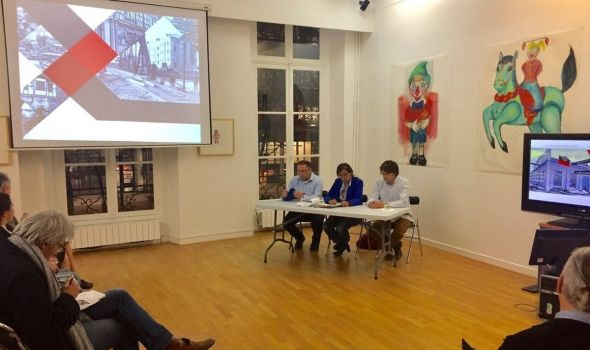 Koreni industrijalizacije Balkana predstavljeni u Parizu (FOTO)