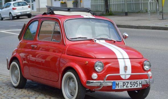 Stari Fiat modeli u Srbiji i kragujevačka Zastava