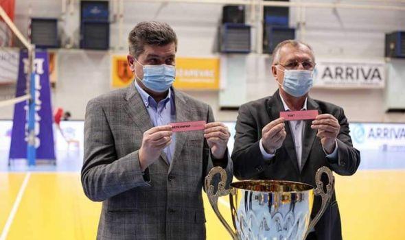 Spektakl u najavi: Odbojkaši Radničkog protiv Vojvodine za plasman u finale Kupa Srbije