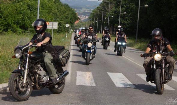 Humanitarna MOTO ŽURKA na Šumaričkom jezeru za pomoć deci sa Kosova