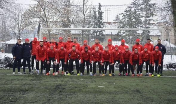 Lider Prve lige Srbije počeo pripreme za prolećni deo sezone
