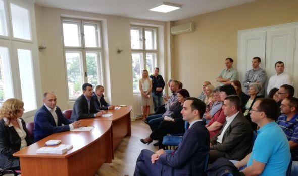 """""""Vulović transport"""" i """"Ariva-Litas"""" naredne tri godine u javnom gradskom prevozu"""