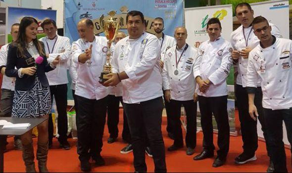Kragujevačkim kulinarima pehar i 14 medalja na 2. Gastro kupu Srbije (FOTO)