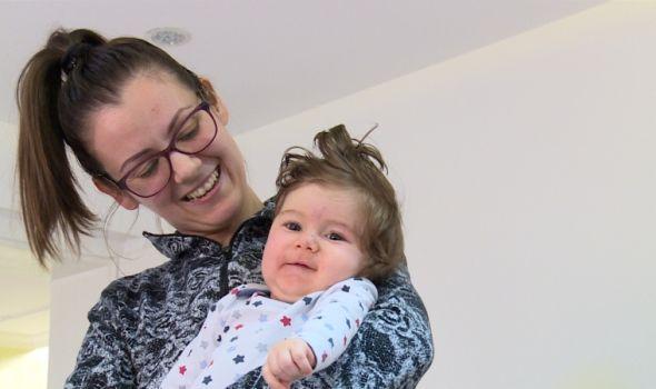 Gavrilova mama iz Mađarske: Dobro je, očekujemo terapiju do polovine juna