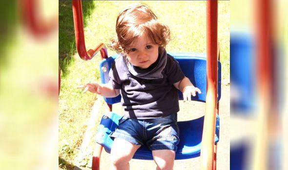 Gavrilo sve jači, počeo da sedi (FOTO)