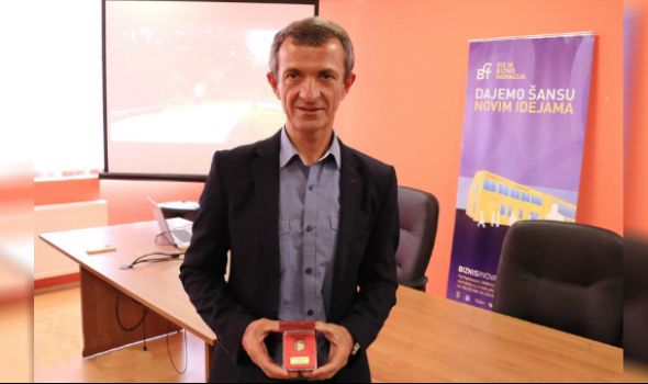 Kragujevac ponosan na paraolimpijca Gorana Nikolića