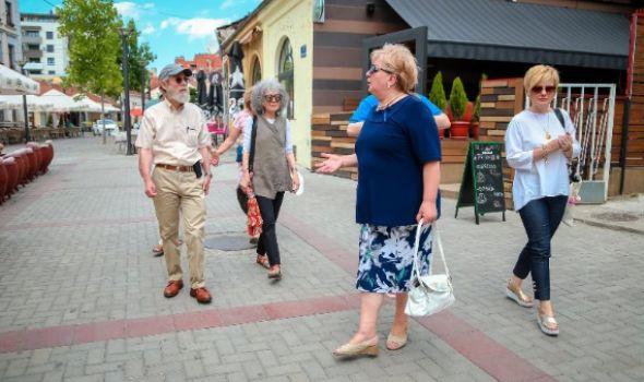 U Kragujevcu sve više turista, zabeležen porast od 21%