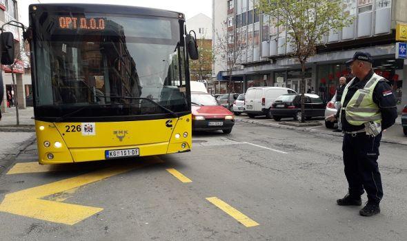 Velika izmena režima saobraćaja zbog Kragujevačkog polumaratona