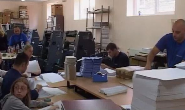 Radnici Grafoprometa ostali bez zarada: Sindikat poslao pismo Đorđeviću da reši problem