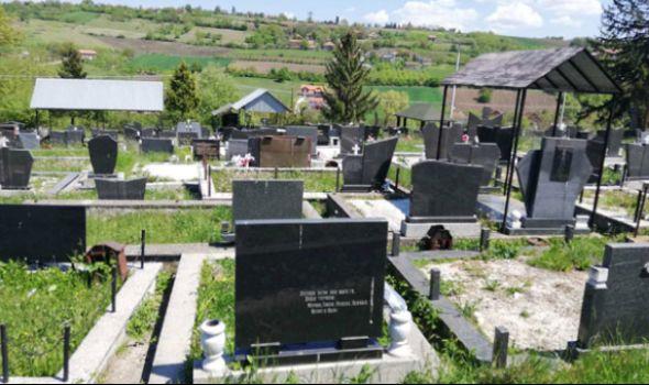 Meštani Erdeča u šoku: Otvaran kovčeg pokojnice, oskrnavljene četiri grobnice