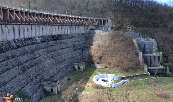 Akumulacija Grošnica postoji 83 godine: Prvo veštačko jezero u Srbiji napravljeno za potrebe snabdevanja grada pijaćom vodom (FOTO)