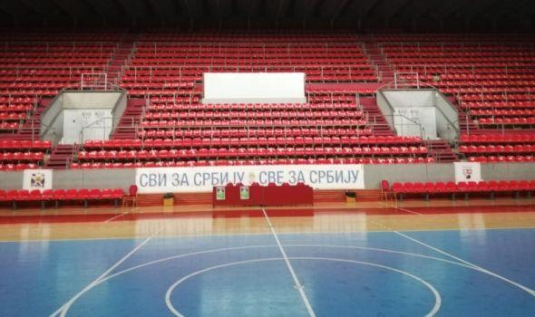 SPD Radnički: Odbojkaške, košarkaške, rukometne i vateropolo utakmice bez publike zbog korona virusa