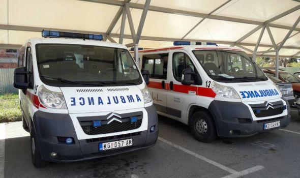 Hitna pomoć obavila porođaj na terenu u Beloševcu