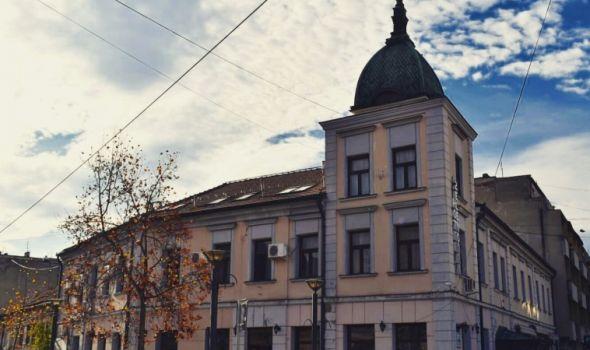 "STARI KRAGUJEVAC - Hotel ""GUŠIĆ"" (danas ""Zelengora"")"