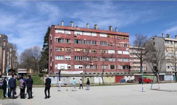 """U 2019. najavljena rekonstrukcija """"Čika Dače"""", renoviranje terena u Velikom Parku i izgradanja """"igrališta blizanaca"""""""