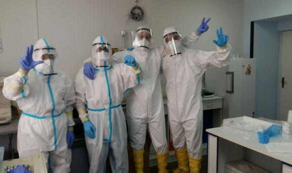 KONAČNO: Testiranje na Korona virus u kragujevačkom Institutu za javno zdravlje
