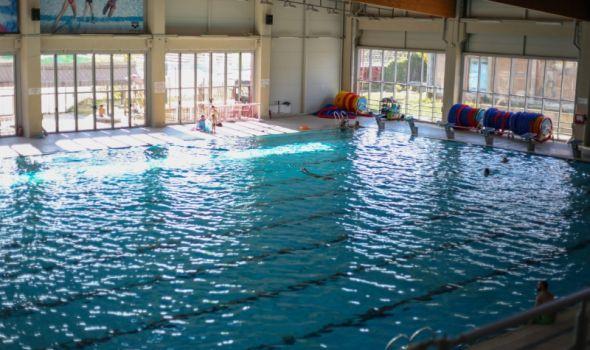 Otvoreni dani RONJENJA na zatvorenom bazenu