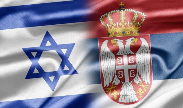Urošević se sastao sa ambasadorom Izraela