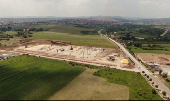 Počela izgradnja INDUSTRIJSKOG PARKA u Kragujevcu, posao za 800 ljudi