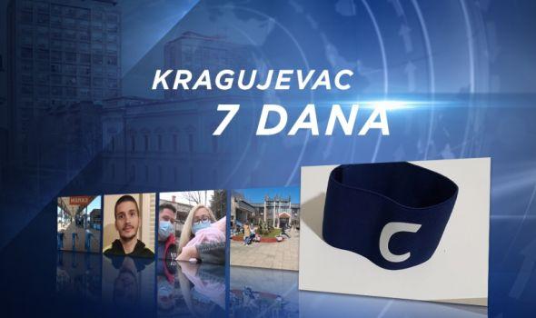 InfoKG 7 dana: Pomozimo Gavrilu i Dušanu, Vučić čestitao Vujičićima, lažne diplome, Ronaldova kapitenska traka...