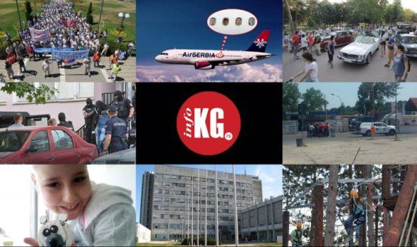 InfoKG 7 dana: Štrajk u Fiatu, putovanja, drama na Bubnju, bomba, Teodora, Avantura park…