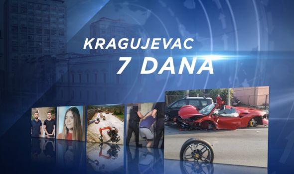 InfoKG 7 dana: Uspeh Milice Jovanović, probijen rok za klizište, uhapšen vlasnik azila, uništen Ferari…