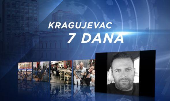InfoKG 7 dana: Vučić odlikovao dvoje Kragujevčana, kažnjavanje ugostitelja, i dalje se traga za Zečevićevim ubicom...