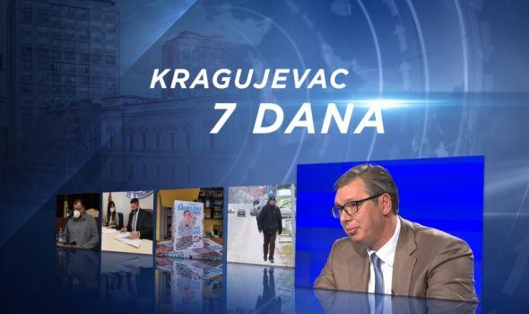 InfoKG 7 dana: Kolektivni imunitet, ukraden novac za Gavrila, Vučić o pomoći građanima...
