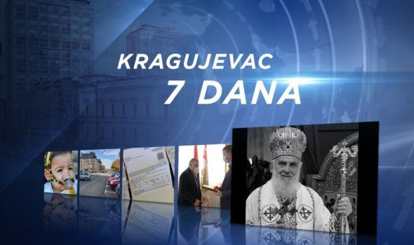 InfoKG 7 dana: Ukraden novac za Minju na Zlatiboru, počela naplata EKO TAKSE, preminuo patrijarh Irinej…