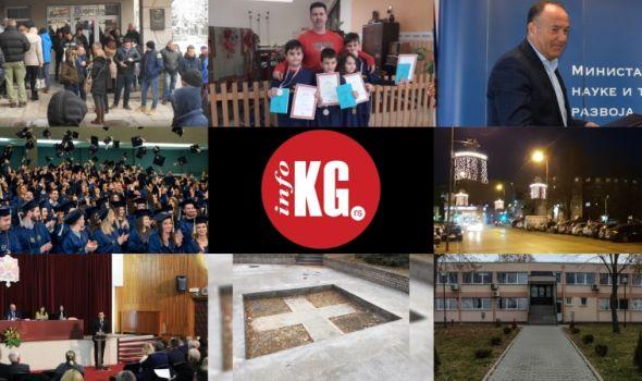 InfoKG 7 dana: Štrajk, Šarčević, novogodišnja rasveta, budžet, Inkluzivno igralište, otkazi…
