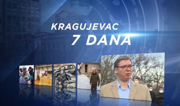 InfoKG 7 dana: Zagađenje Lepenice, Filip Milivojević, masovna vakcinacija, ispovest Đorđa Joksimovića, Vučić u Kragujevcu…