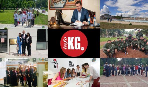 InfoKG 7 dana: GMO, Veselinović, bazeni, misterija, vojnik, Interzum, Fiat, Ibis, maturanti, saobraćajka...