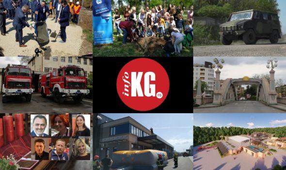 InfoKG 7 dana: Jeftini stanovi, Zastava NTV, vatrogasci, most, SG, Arena...