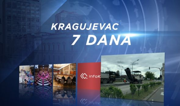 InfoKG 7 dana: Izbori, poslanici, novozaraženi, rekord, Lepenički bulevar, digitalni rendgen...