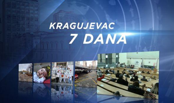 InfoKG 7 dana: Gradska tržnica gotova do juna, pomozimo Gavrilu, u voznom parku 34 automobila...