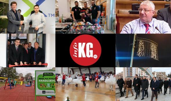 InfoKG 7 dana: Nutaniks, Vlada, Šešelj, IV paviljon, rasveta, igralište, most...