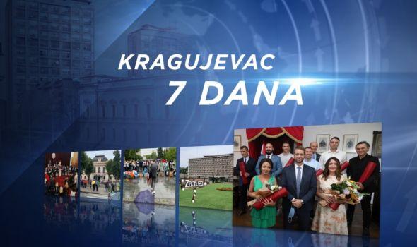 InfoKG 7 dana: Dašić novi gradonačelnik, ubistvo u Kniću, glasanje za Zadrugu, uručene Đurđevdanske nagrade...
