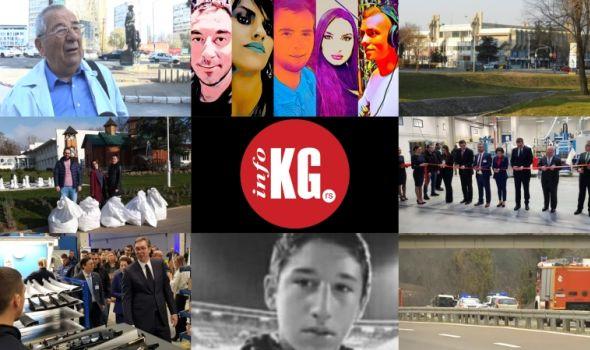 InfoKG 7 dana: Trifunović, krađa, zemljotres, skeneri, RSG, Yanfeng, Vučić, Mlađan Jovičinac, stravičan udes...