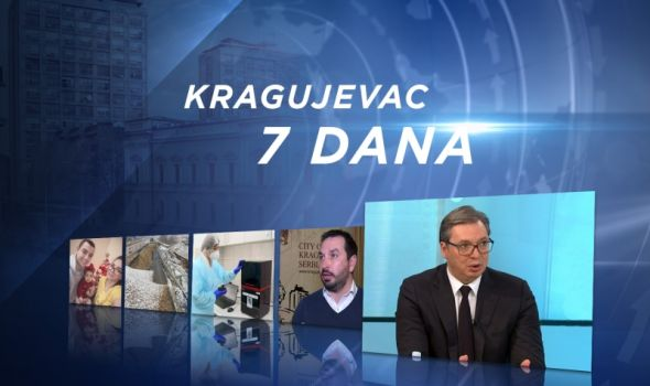 InfoKG 7 dana: Mala Minja u Los Anđelesu, zemljotres, Vučić najavio pomoć građanima, obrušio se put, Dobi…