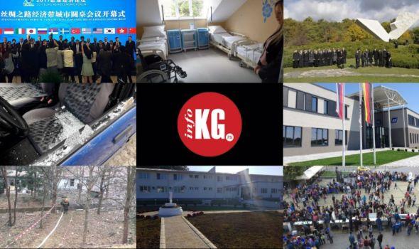 InfoKG 7 dana: Kinezi, virus, Oktobarske svečanosti, Aerodrom, praksa, Medna…